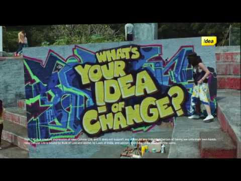 Idea 4G | A video can change your life - 70