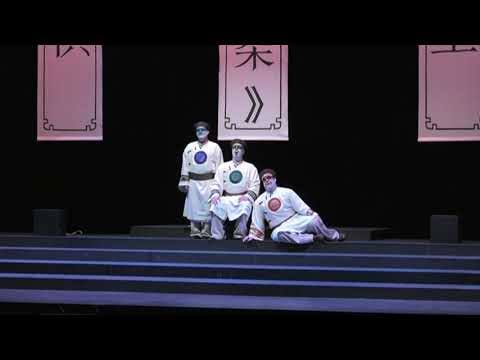 """""""Turandot"""" Produced by Rimrock Opera and NOVA Center for the Performing Arts: 2/4"""