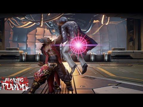 Tekken 7 Tips For Beginners - Breaking Throws