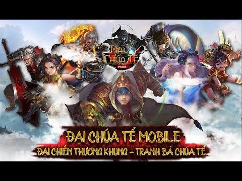 Trải Nghiệm Game Mobile Đại Chúa Tể