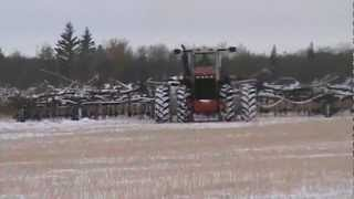 Putting down anhydrous with Buhler 2425