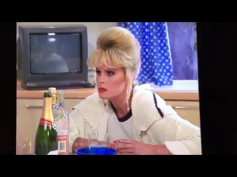 Absolutely Fabulous Behind Scenes / Blooper