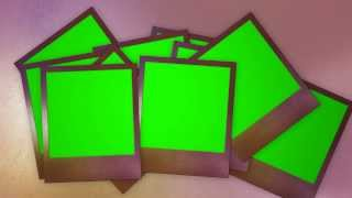 creative pictures in green screen free stock footage