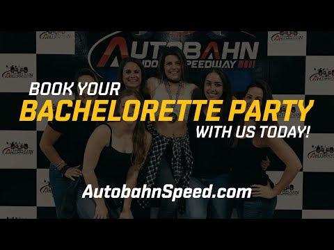Bachelorette Party - Autobahn Indoor Speedway & Events