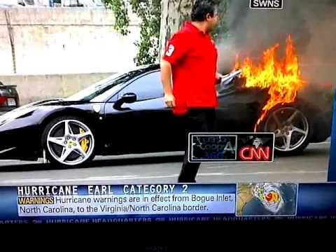 Ferrari 458 Italia Recall   YouTube