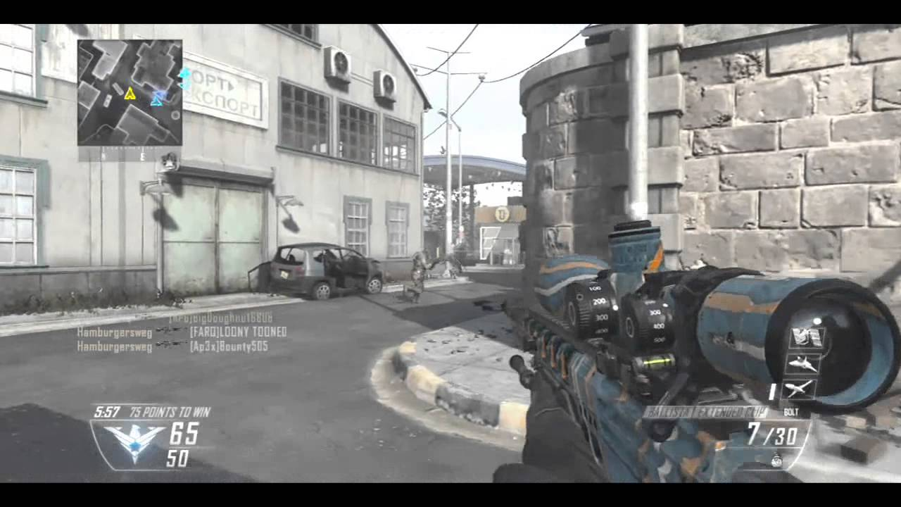 Swftz: Resistance II (BO2 Montage) - didn't know what to do with these clips so decided to make this. all these clips are from this year btw