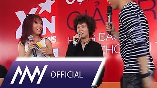 tien tien - giao luu voi fan cuc de thuong tai amy acoustic contest