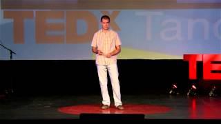 Amar la naturaleza de chico para protegerla de grande | Martín Santiago | TEDxTandil