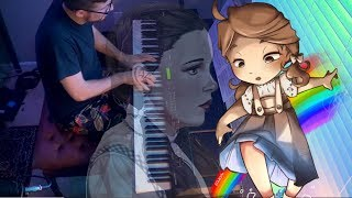 Somewhere Over the Rainbow for Piano Solo (Kyle Landry)