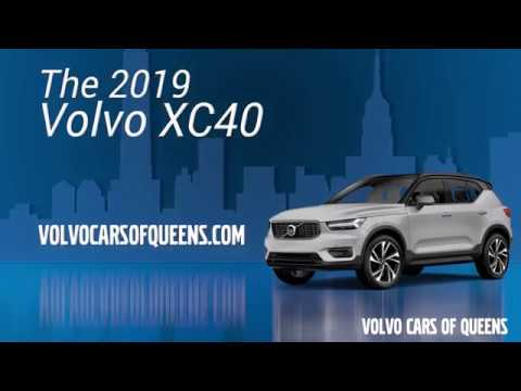 Volvo Cars Of Queens - The 2019 Volvo XC40!