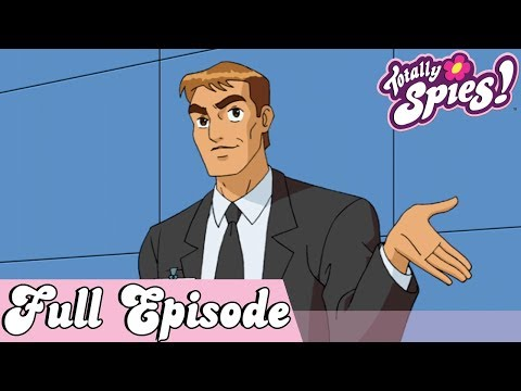 The New Jerry   Episode Three   Series One   Full Episodes   Totally Spies