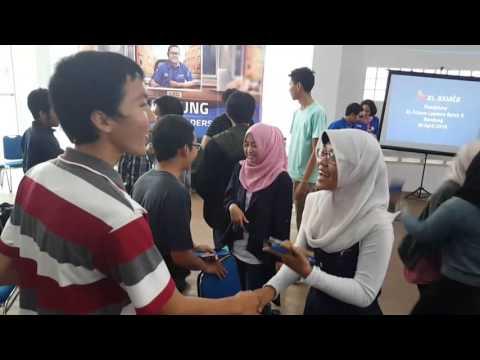 XL Future Leaders Roadshow - Bandung