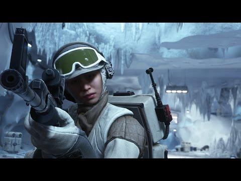 ✔ Star Wars Battlefront Survival Mode: Hoth Gameplay