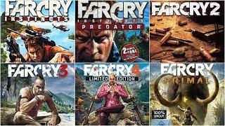 [HD] Far Cry Xbox Evolution (2005-2016)