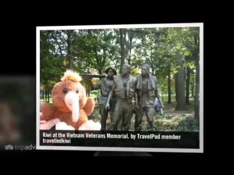 Vietnam Veterans Memorial - Washington DC, District of Columbia, United States