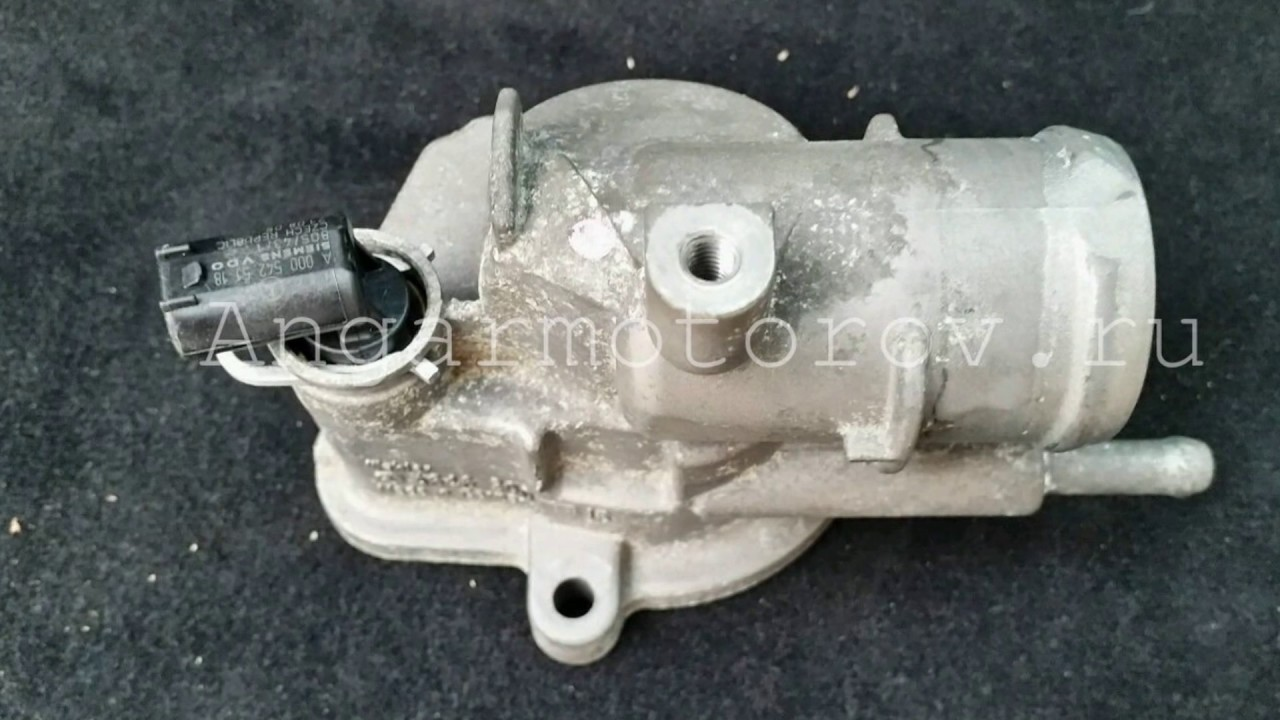 Термостат Mercedes W204 C-class a6462000015 6462000015