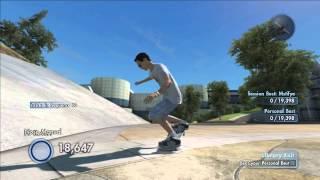 """""""Own The Spot"""" - Skate 3"""