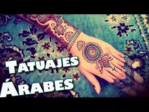 El Significado De Los Tatuajes En Páises árabes Youtube