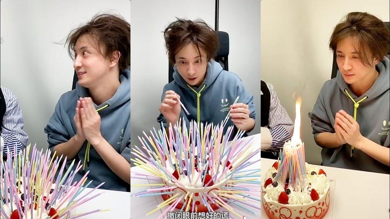 【抖音更新】薛之谦:没有必要的生日🎂 20201128