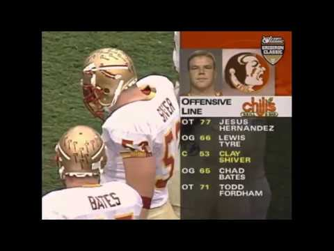 Classic: FSU vs uf 1995