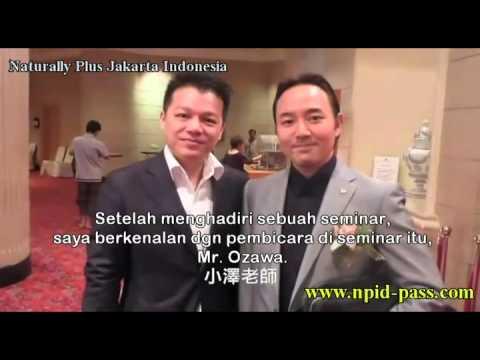 Testimony sukses Mr Jaky Wang Hung Ming dari Naturally Plus Taiwan
