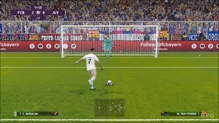 Download eFootball PES 2020 Gameplay (PS4 HD) [1080p60FPS]