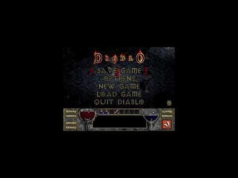 Diablo 1 Sorcerer 01 level 1-2