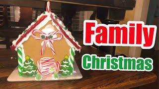 VLOGMAS Day 22: Family Christmas!!
