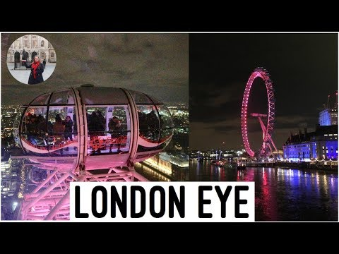 London Eye 2019 | How To Skip The Line, Ticket Prices, Worth It With Kids?