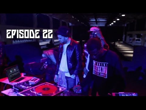 Beatz Blog: Dj Mo Beatz x A-trak Paris scratch session (throwback) episode 22