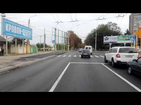 Нальчикский троллейбус. Маршрут №3 // Nalchik Trolley. Route Number 3