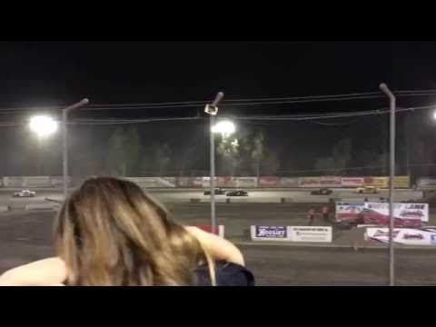 Bakersfield Speedway 6/25/16 Hobby Main (19 of 32 laps)