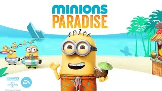 Minions Paradise™ - Best App For Kids - iPhone/iPad/iPod Touch