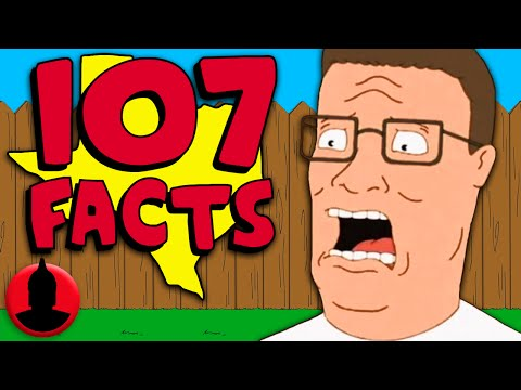 Thumbnail: 107 King of the Hill Facts YOU Should Know - (ToonedUp #166) | ChannelFrederator