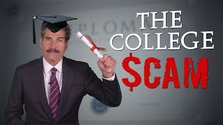 The College Scam thumbnail