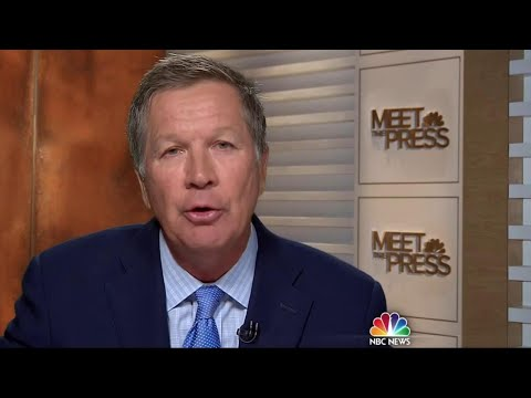 'No' Kasich Rules Out Presidential Bid With Colorado Gov. Hickenlooper | Meet The Press NBC News