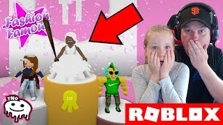 WE WIN FOR GRANNY?! ✨ Fashion Famous | Roblox | Daddy and Barunka CZ/SK