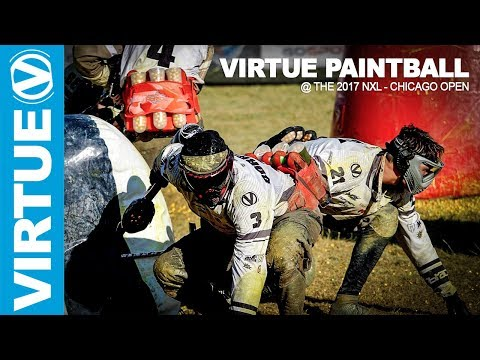 NXL Paintball - The 2017 Chicago Open - Highlights - Virtue Paintball