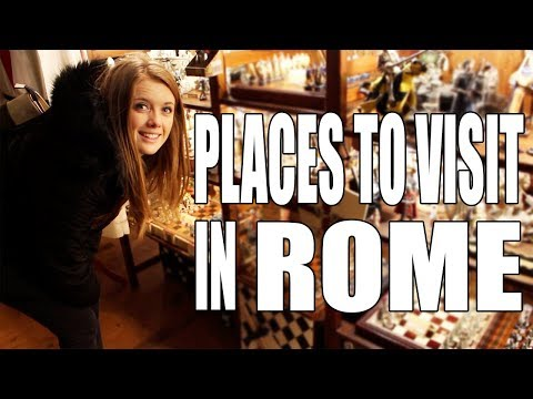 Hidden places of Rome
