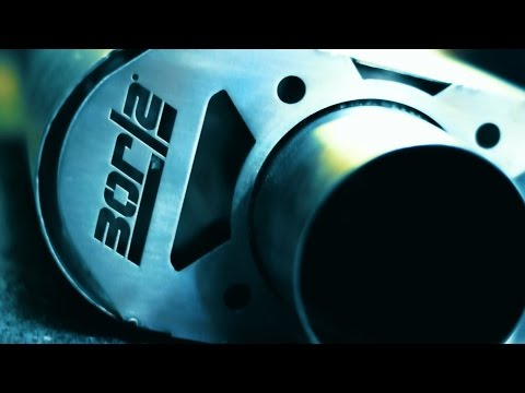 Borla CrateMuffler® Exhaust for Chevy LS3 Engines [Exhaust System Sounds]