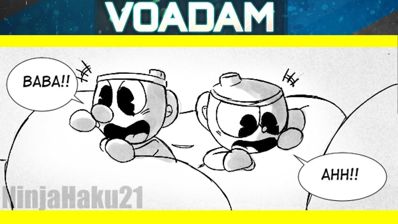 comic dubs  cuphead comic dubs  45