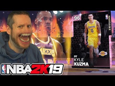 hEs BeTtEr ThAn LeBrOn! NBA 2K19