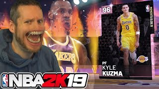 hE's BeTtEr ThAn LeBrOn! NBA 2K19