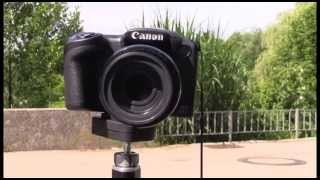 canon PowerShot SX410 IS - First Impressions