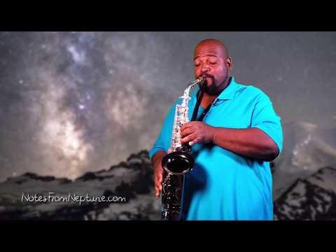 INCREDIBLE saxophone jazz/soul freestyle solo