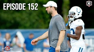 The Latest On Andrew Luck Injury Saga + Will Parris Campbell Have a Limited Role ?