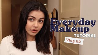 Super Easy Everyday Makeup Tutorial | Janine Gutierrez