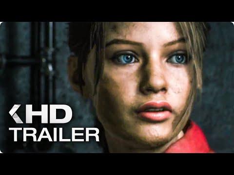 RESIDENT EVIL 2 Story Trailer German Deutsch (2019) Remake