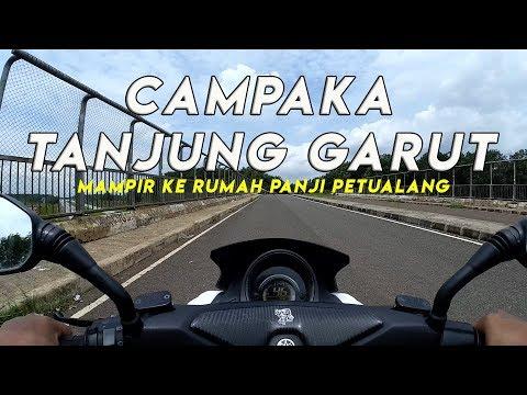 campaka-ke-tanjung-garut-purwakarta-mampir-ke-rumah-panji-petualang;-nmax;-motovlog-indonesia