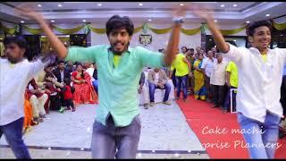 Cake Machi | A Friends wedding Flashmob surprise